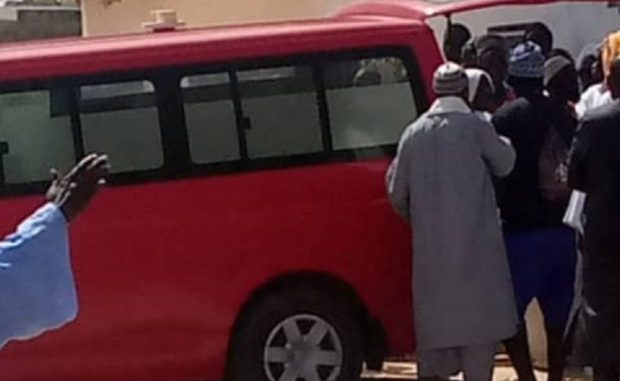 Horr3ur à Diamniadio : Un enfant mortellement heurté par la voiture de son père