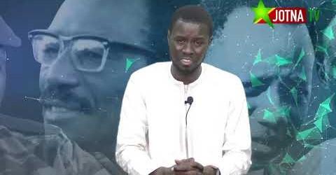 Affaire foncier – Bassirou Diomaye Faye répond à Anta Babacar Ngom