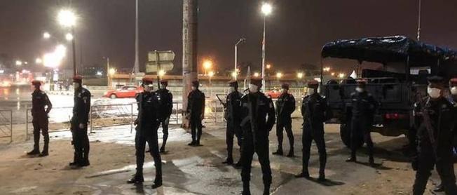 Bilan couvre-feu : 15 600 interpellations, 425 déferrements