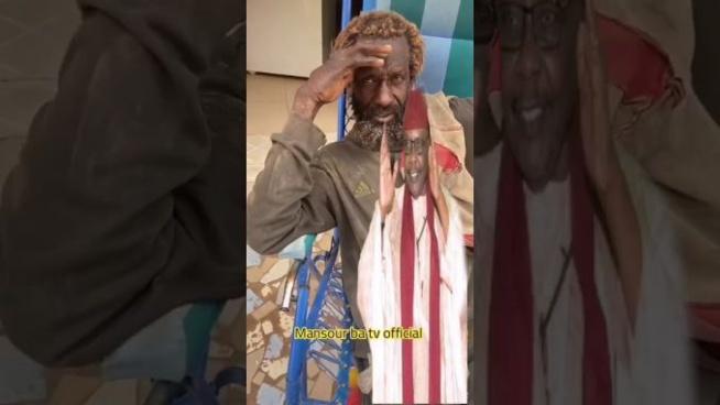 Décès de Pape Malick Sy : Ecoutez les condoléances de ce vieux