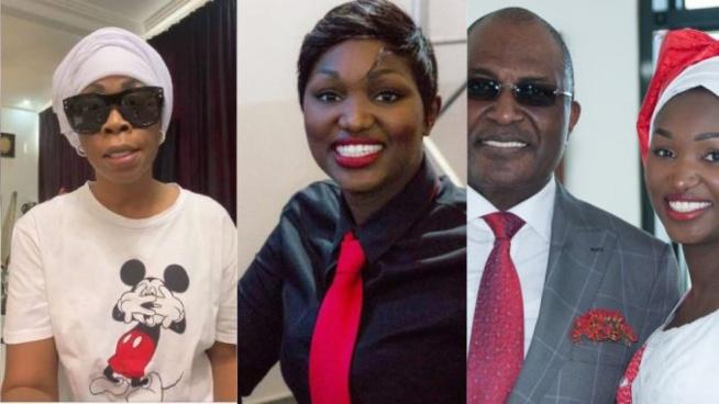 Aby Ndour revient et fait de terribles révélations sur Anta Babacar Ngom et son père .Regardez