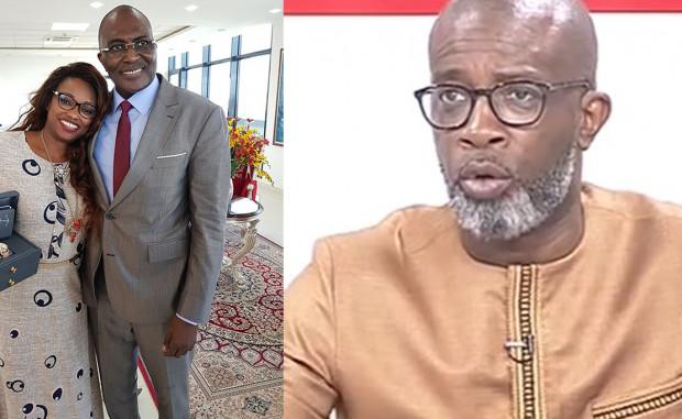 Bouba Ndour donne son avis sur l' Affaire Sedima-Ndingler