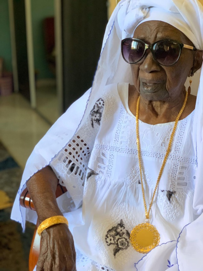Nécrologie - Gaston Mbengue perd sa mère Adja Soda Samb, âgée de 102 ans