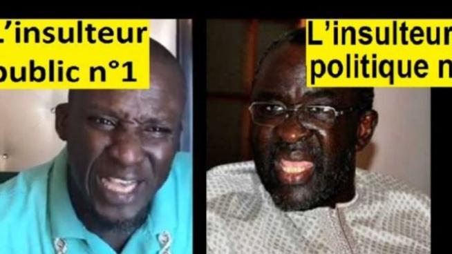 Cissé Lô-Assane Diouf…Mêmes Injures, Mêmes Délits Mais…