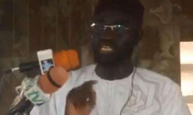 L'imam qui plaide en faveur Karim Xrum Xak lors de la khoutba de Al joumah fait le buzz !