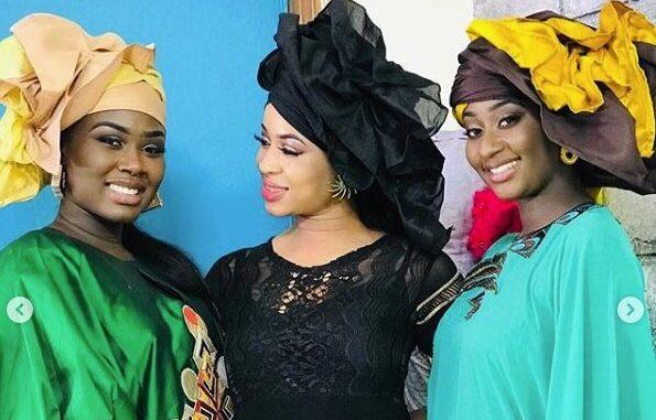 Une équipe de choc : Les plus belles actrices des séries sénégalaises « VIP Sagnsé »