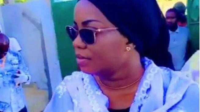 Testée positive à la covid-19 ,excellente nouvelle de dernière minute pour la députée Yéya Diallo