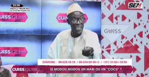 """Attrapé par la VAR, Père Ngoné se fâche contre Mamadou Mbaye de la 2stv : """" Qu'il publie la vidéo de son père Bécaye…"""