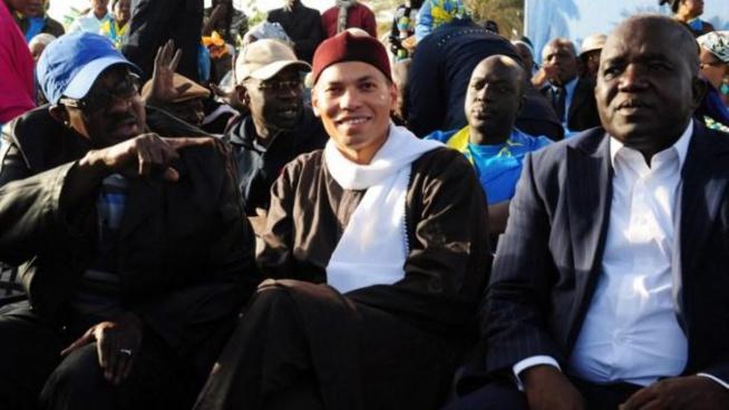 PDS : Oumar Sarr, Me A. Sall et Babacar Gaye se séparent définitivement de Me Wade…