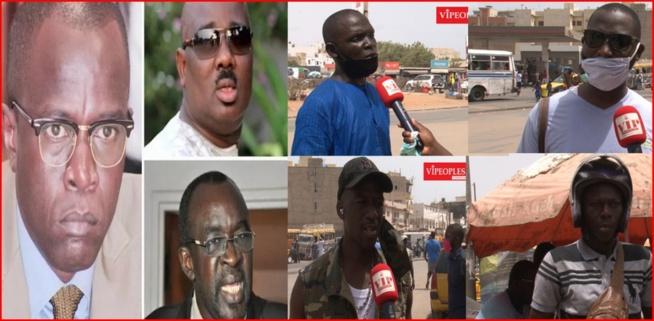 Affaire Cissé Lo , yakham Mbaye,Assane Diouf ..... Écoutez la réaction des Sénégalais