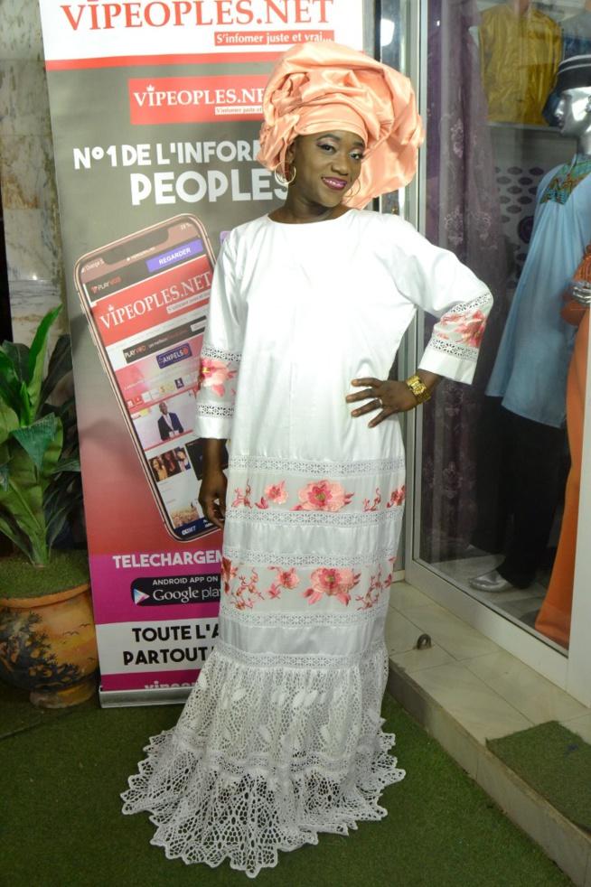 Mode Tabaski 2020: regardez les dernières tendances de Bamba création à Ouest foire