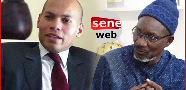 Vidéo-Appel téléphonique : Me Amadou Sall révèle le contenu de sa dernière discussion avec Karim Wade