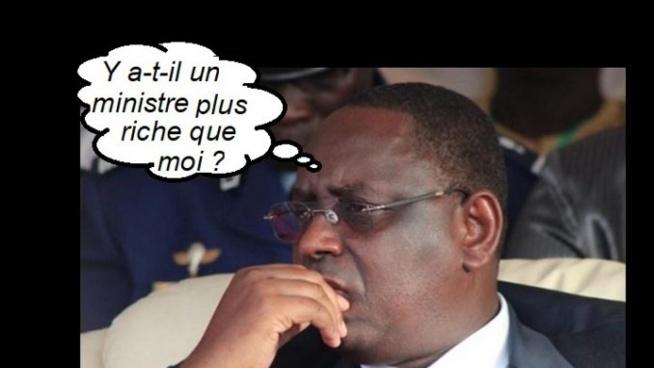 Déclaration De Patrimoine : Des Ministres « Ambitieux » Doivent Surveiller Leurs Arrières