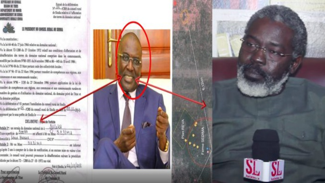 Babacar Ngom cède 3 blocs à la population de Ndengler,Soya Diagne brise le silence !