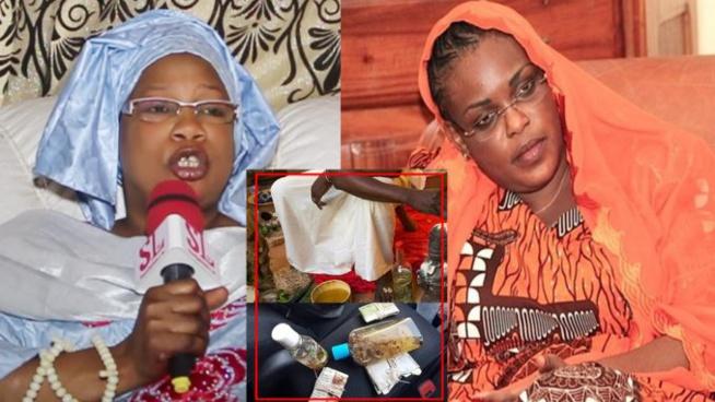 Aissatou Penda Grande Voyante confirme la maladie de Marième Faye Sall »Dafa fébar,daniouko…souniou si diougoul dina»