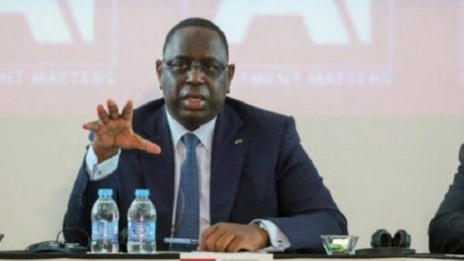 Tabaski : Macky Sall ordonne le paiement anticipé des salaires à partir du…