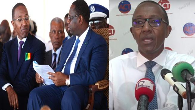 Conférence de presse électrique: Corruption,sa première rencontre avec Macky,Abdoul Mbaye dit tout !