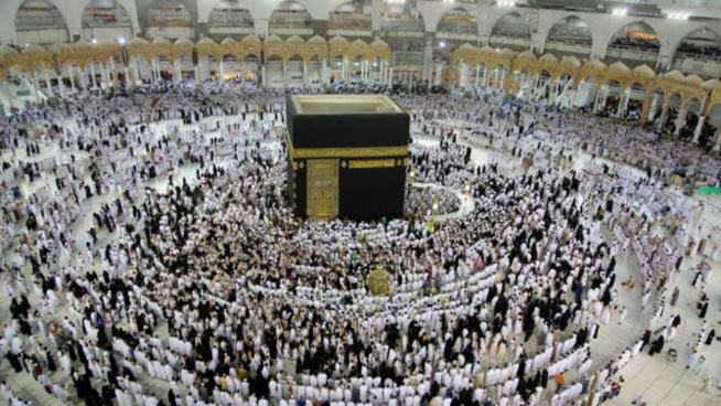 Mecque: Le Pèlerinage débute le 29 juillet, pour un nombre très limité