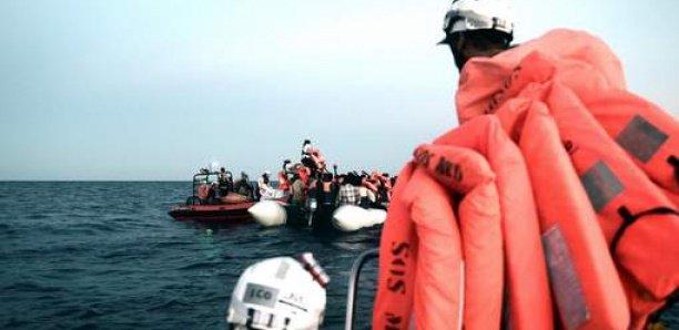 Gibraltar: Deux corps de Sénégalais candidats à l'émigration clandestine, repêchés