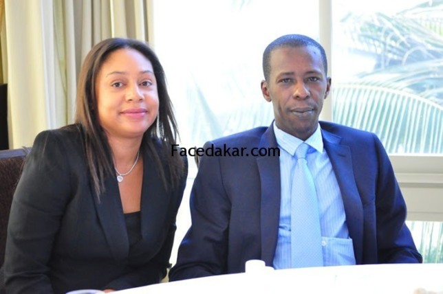 Cheikh et Marie Amar, le couple respire la grande forme !
