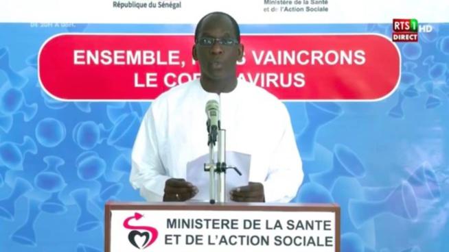 Covid 19: Le Sénégal enregistre 3 décès supplémentaires, 83 nouvelles contaminations et 54 malades en réanimation