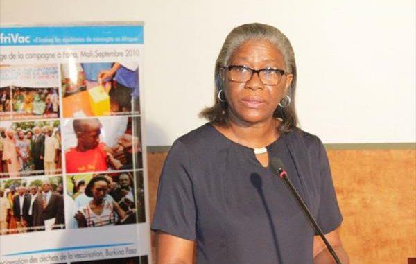 Gestion de la pandémie : Lucile Imboua représentante de l'OMS au Sénégal donne des bons points et tacle la gestion de Diouf Sarr