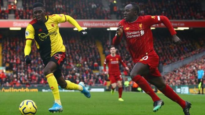 Liverpool : La presse anglaise s'enflamme pour un duo Mané-Sarr