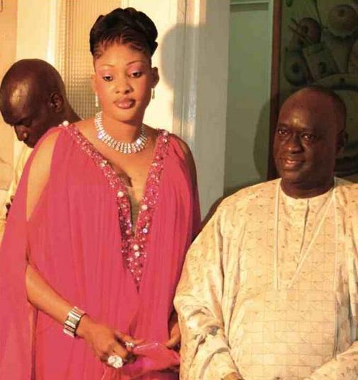 Clein d'oeil sur la femme de Me El Hadji Diouf, Mame Diarra Diouf