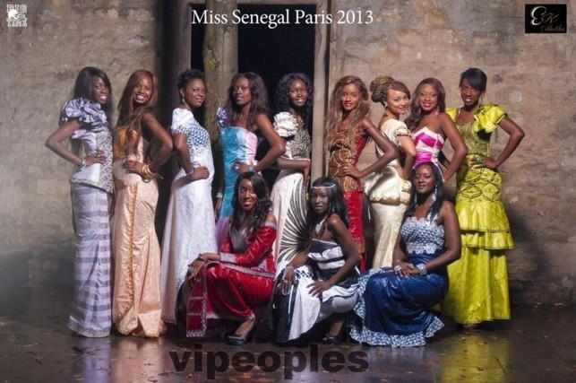 Comment trouvez vous les miss Sénégal Paris?