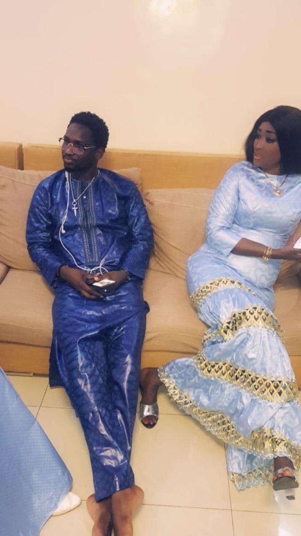 TABASKI: Les artistes Pendo et Demba Guissé en super mode ndanane en famille