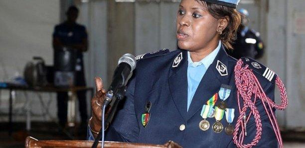 La policière Seynabou Diouf encore honorée