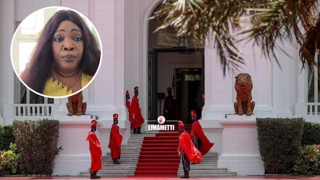 """Ndella Madior :"""" il y a des autorités qui proposent de coucher avec des femmes pour entrer au Palais"""""""