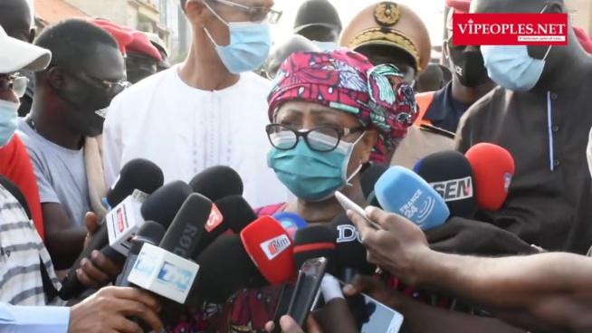 VIDEO:  Demolition du marché Sandaga le maire de Dakar Sohan Wardini s'explique