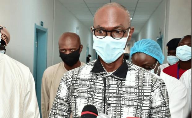 Urgent! Le Parquet requiert 6 mois de prison ferme contre le présumé agresseur de professeur Seydi
