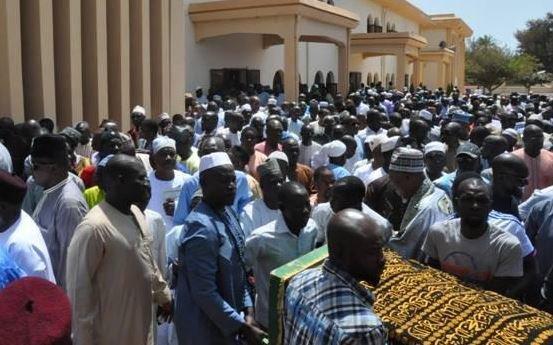 Urgent – Ina lilahi wa ina ileyhi rai'oune : Idrissa Seck et sa famille en deuil
