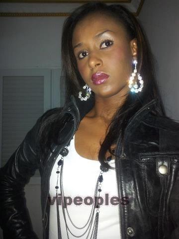 L'ex miss du Sénégal, Fatima Diallo Diouf toujours belle