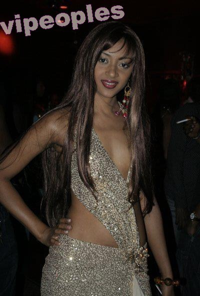 Sokhna Aidara tout en beauté pour son Wally Seck