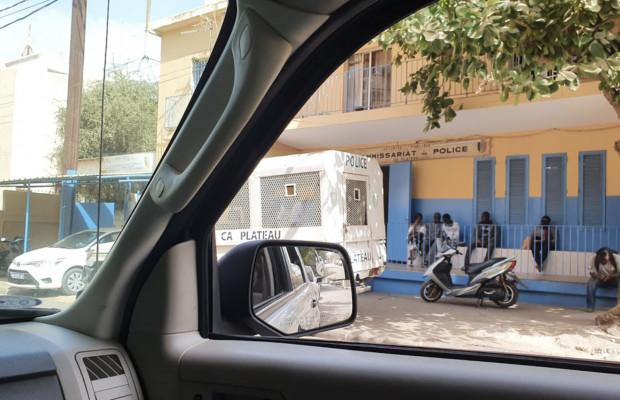 Commissariat du Plateau : Evasion ratée de détenus en garde à vue