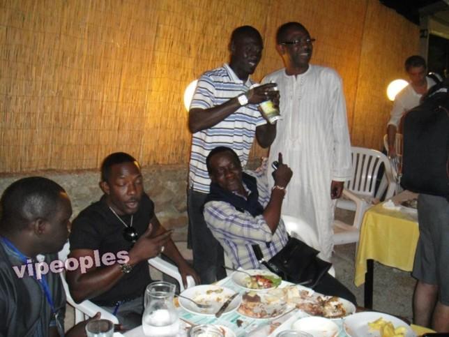 Youssou Ndour, Mbaye Dieye Faye et Mor Ndadjé au temps de la réconciliation!