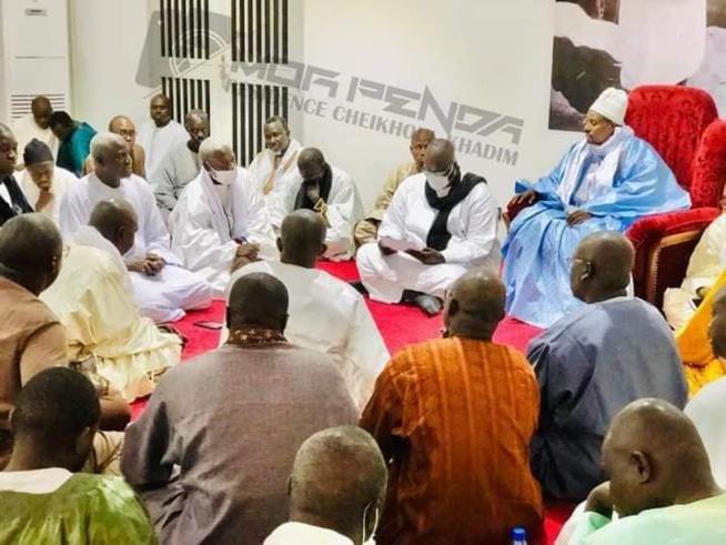 Magal-Touba : Première réunion du Comité d'organisation dirigée par Serigne Bass…