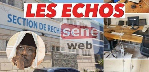 Saccage du journal Les Échos : L'identité des 6 agresseurs dévoilée