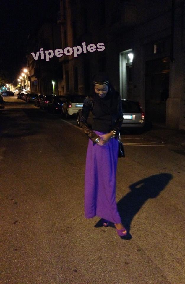 Sira Cissokho une Ibadou , oui ! mais pourtant fashion