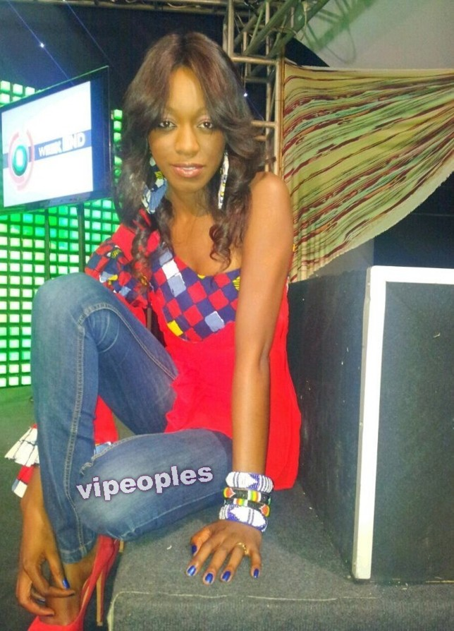 Khady Ndiaye Bijou, une étoile à la TFM