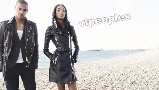 Le mannequin sénégalais Sacha Mbaye, il attire les femmes