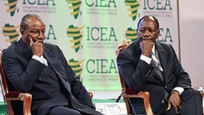 Virus du 3ème mandat - Ouattara et Condé positifs