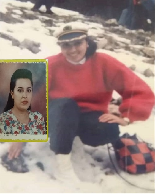 SOS lancé aux autorités du royaume du Maroc: Aïcha Karine Apaloo, la fille de Jean Claude, le défunt manager de Mouhamed Ndao Tyson, y recherche désespérément sa mère…