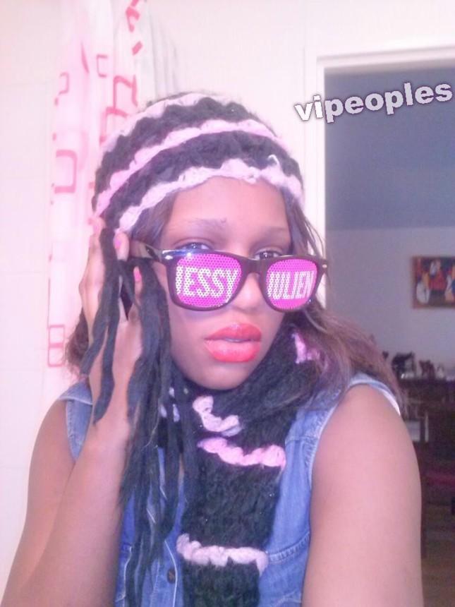 Les lunettes de Mamie Lajolie Diagne