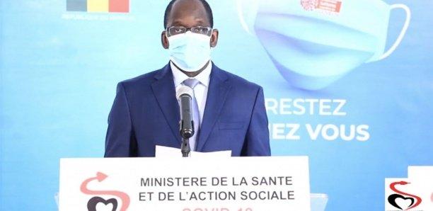 Dernière minute – Coronavirus : Le Sénégal enregistre 137 nouveaux cas, ce lundi 10 août