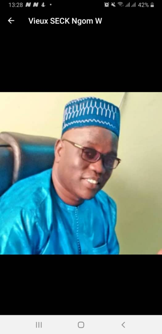 L'ancien ministre de l'intérieur Me Ousmane Ngom est en deuil. Il a perdu son jeune frère El-Hadji Masseck Ngom dit Vieux Seck ce dimanche suite à une courte maladie à l'hôpital de Saint-Louis. Le défunt était un agent du Centre des ressources univer