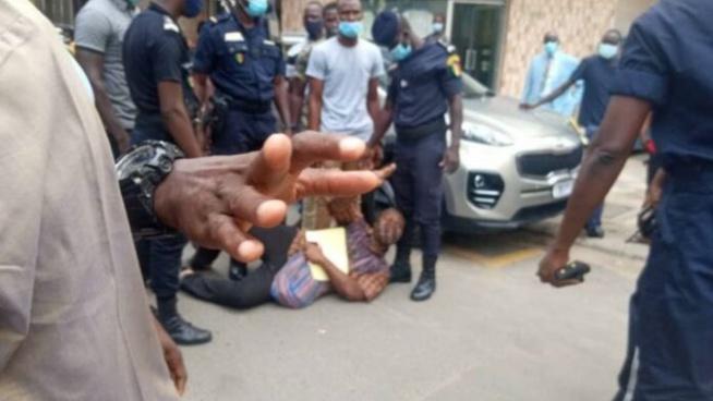 Préfecture de Dakar : Les raisons de l'arrestation de Guy Marius Sagna connues